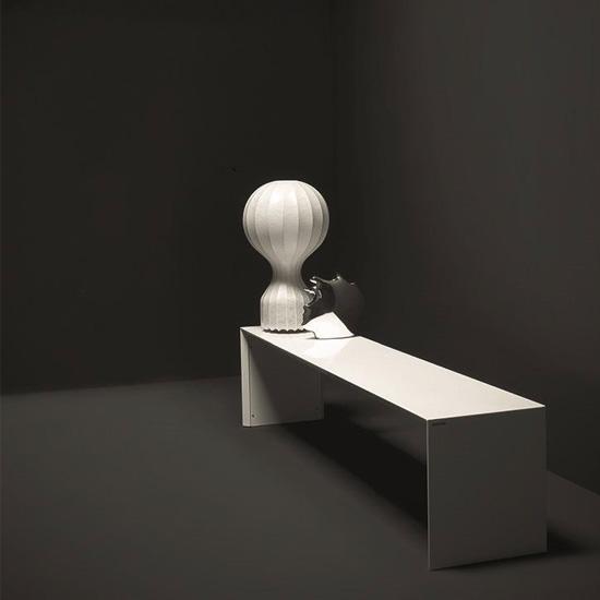 Termoarredo: Coll. Elemnts, mod. Square Bench, Design Ludovica + Roberto Palomba