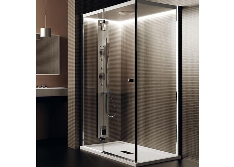 Cabine Doccia Teuco : Box doccia multifunzione acquadolce