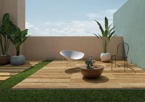 Lea Ceramiche Gres Porcellanato Oak Natural L2 pavimenti per esterni