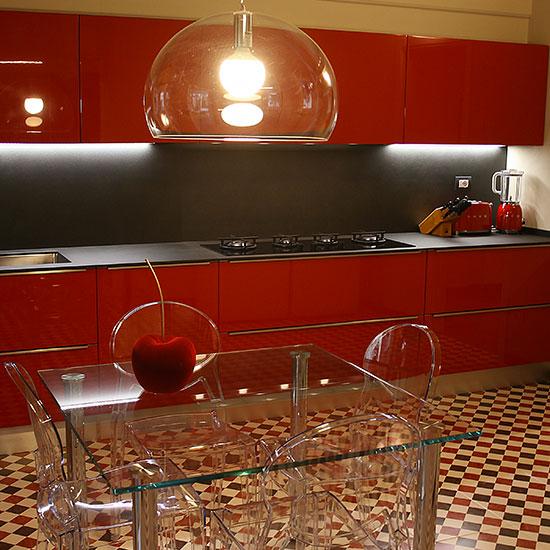 Studio di architettura a Lucca B3 Arch - No minimal!! Uso del colore in libertà