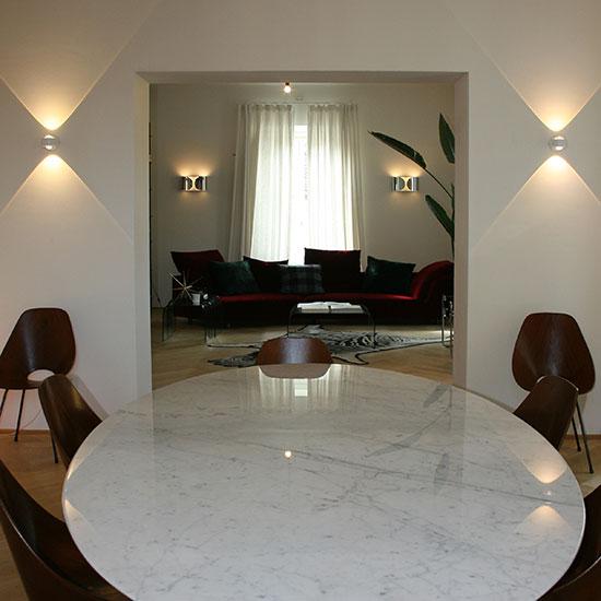 Studio di architettura a Lucca B3 Arch - La casa di uno stilista: luogo per abitare, studiare e trovare ispirazione